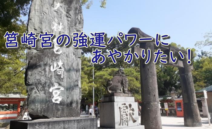 筥崎宮パワースポット