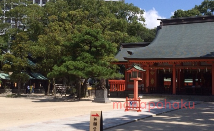 住吉神社ご利益